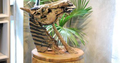 Heykeltraş Hakan Baş'ın At Figürlü Eserleri Sergileniyor
