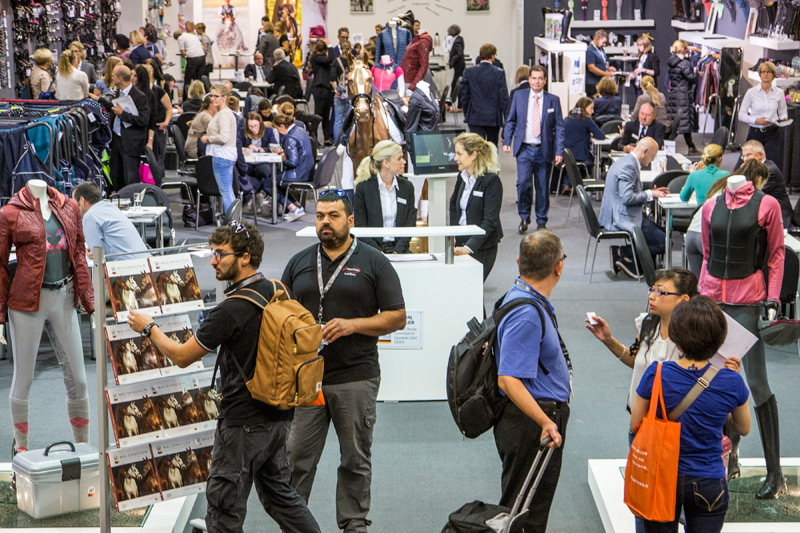 spoga horse autumn 2018: Many renowned companies have already registered